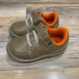 Baby Boy Stride Right Dress Shoes